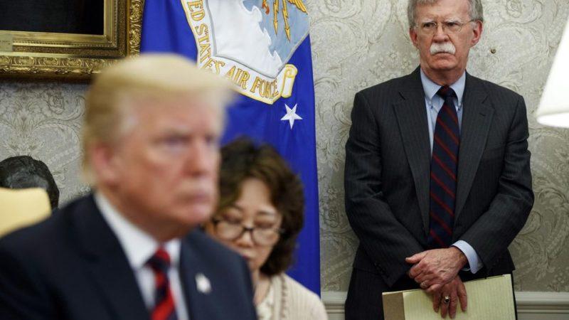 Etats-Unis : Trump remercie son conseiller à la sécurité nationale