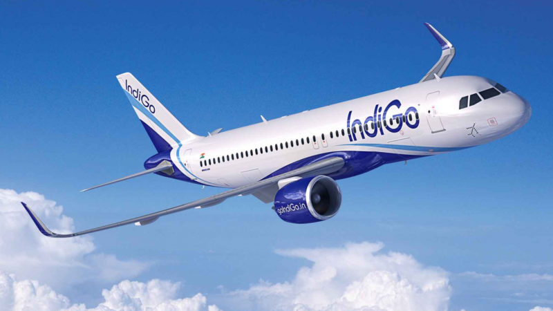 Grosse commande de 300 avions Airbus par la compagnie indienne IndiGo