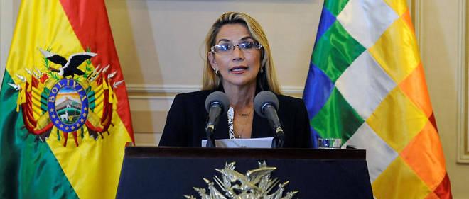 Washington reconnaît Jeanine Añez comme présidente par intérim de la Bolivie