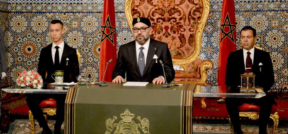 Le Sahara et l'Afrique largement abordés par le Roi Mohammed VI dans son discours de ce mercredi