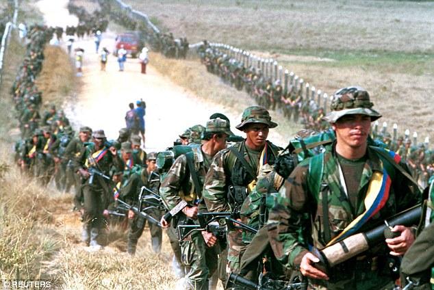 Colombie : convocation par la justice de plusieurs ex-guérilleros des Farc