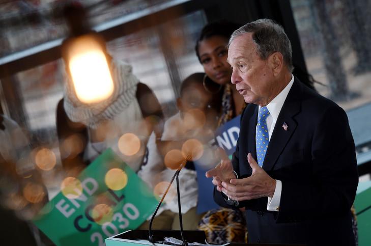 Etats-Unis-Présidentielle : Des prisonniers font campagne pour le démocrate Michael Bloomberg