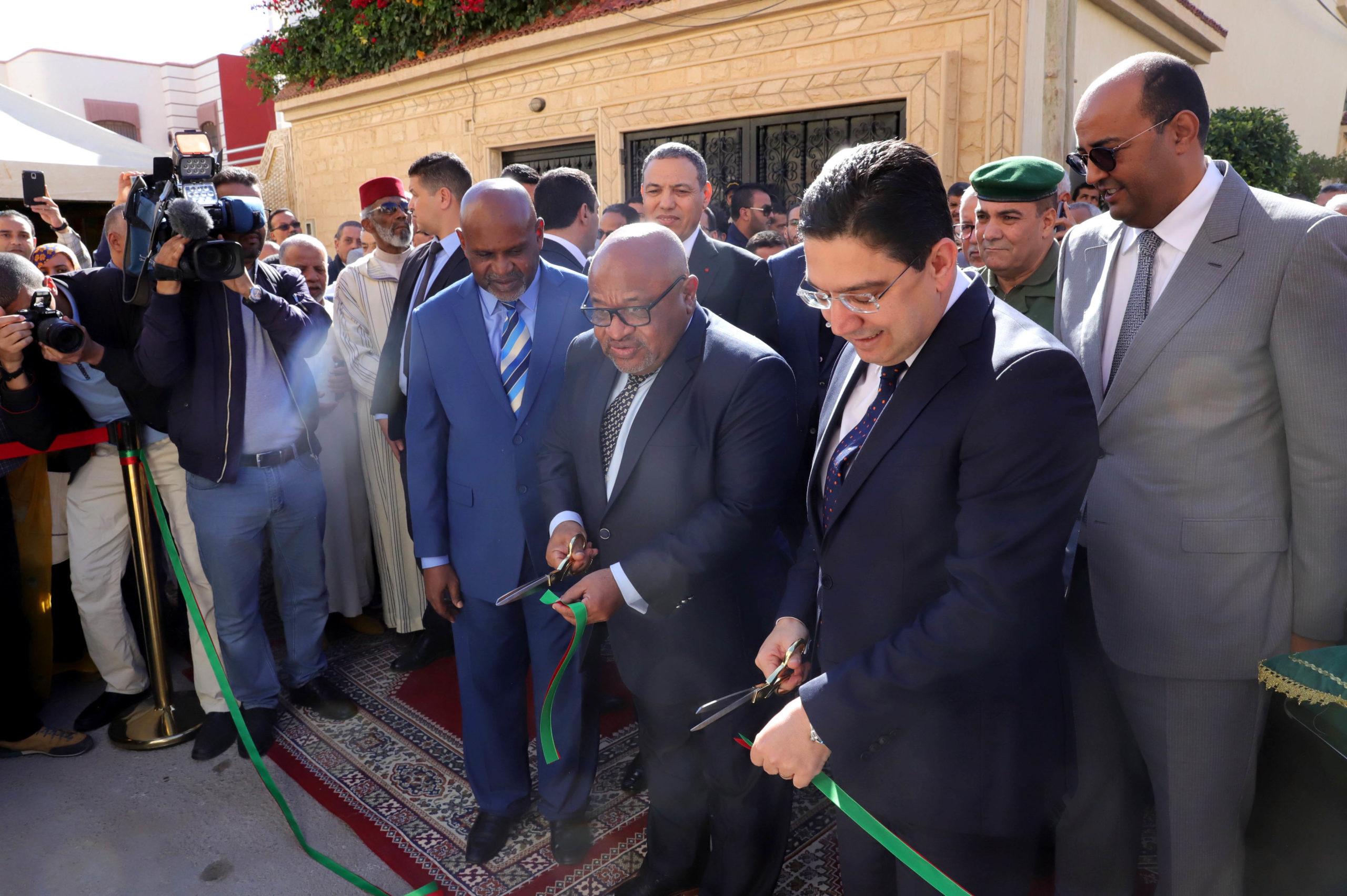 L'Union des Comores ouvre un consulat général à Laâyoune qui sera suivi par 4 autres pays africains