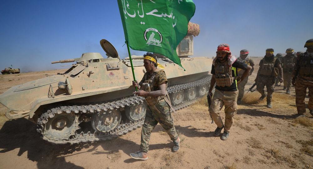 Sept paramilitaires irakiens tués lors d'une attaque-suicide