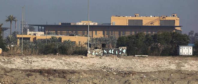 Nouvelle attaque aux roquettes contre l'ambassade américaine à Bagdad