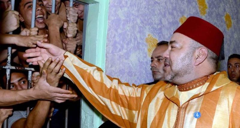 Le Roi du Maroc accorde une grâce exceptionnelle à 201 détenus africains