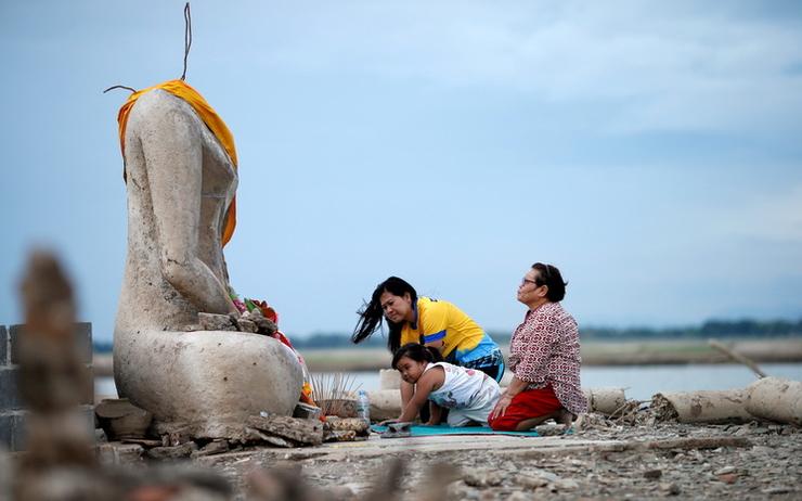 Thaïlande-Sécheresse : Le gouvernement appelle la population à économiser l'eau