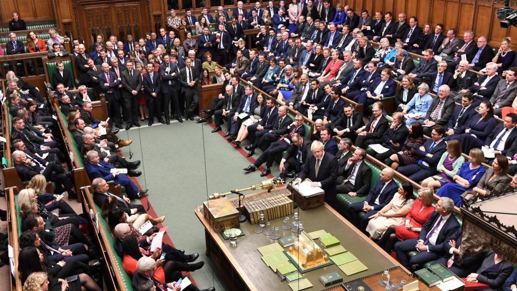 Royaume-Uni : Les députés donnent leur feu vert à l'accord de Brexit
