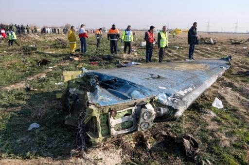 Iran : avion ukrainien abattu par « erreur » humaine