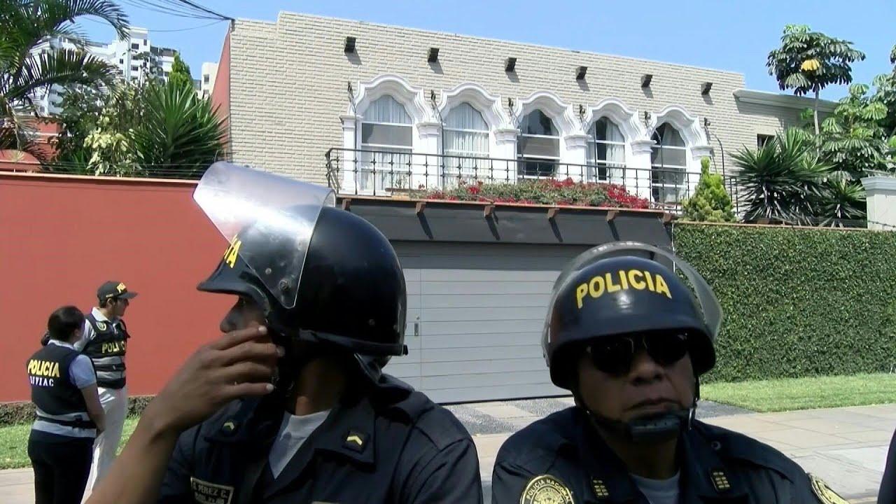 Pérou : arrestation d'une organisation criminelle
