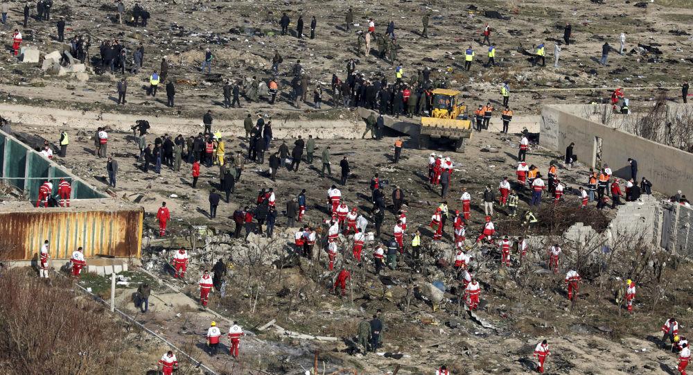 L'enquête sur le crash d'un Boeing ukrainien en Iran s'annonce compliquée