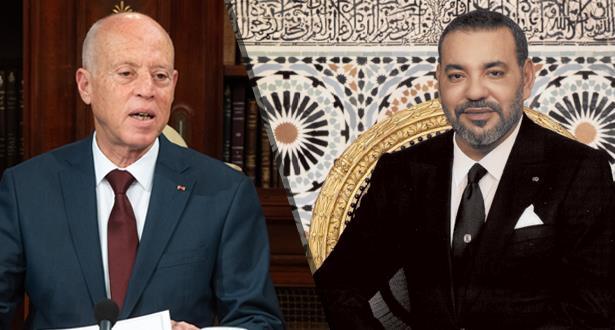 Maroc : le Roi invite le Président tunisien au Maroc