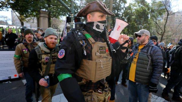 Etats-Unis : une manifestation pro-armes s'est déroulée dans le calme à Richmond