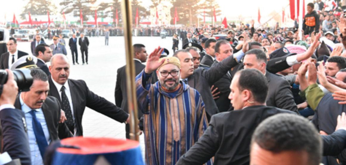 Maroc : espace spirituel et patrimonial de préservation et de valorisation de la mémoire judéo-marocaine visité par le Roi Mohammed VI