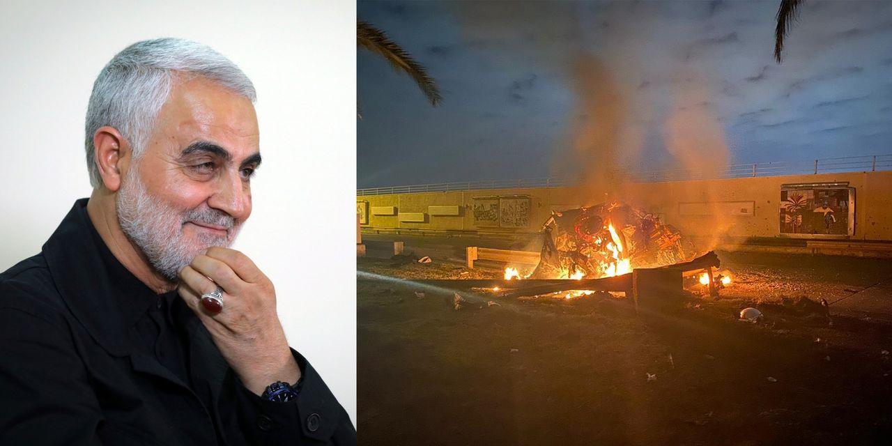 Les Etats-Unis revendiquent l'assassinat d'un haut officier iranien à Bagdad