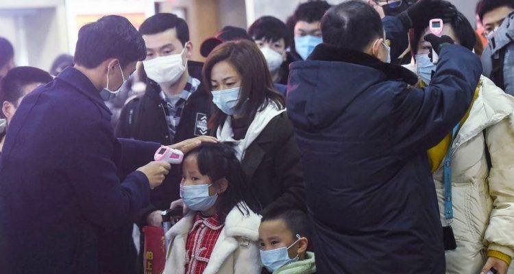Chine-Coronavirus : Plus de 20 millions de personnes mises en quarantaine