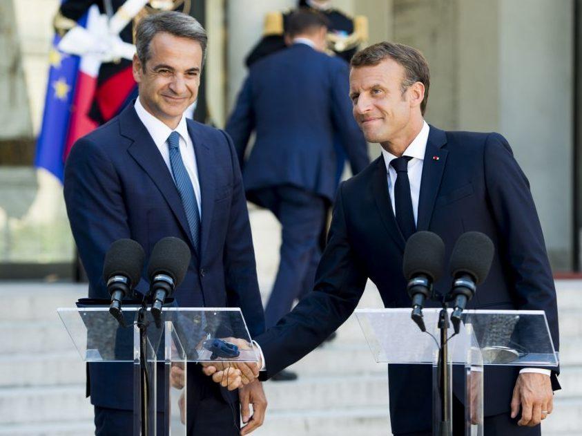 Grèce : relations avec la France et la Turquie