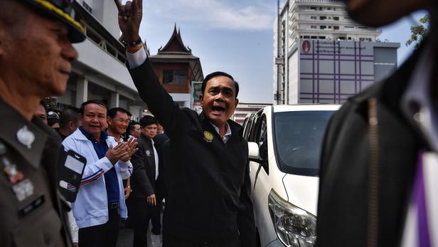 Un militaire thaïlandais abattu après avoir tué 29 personnes