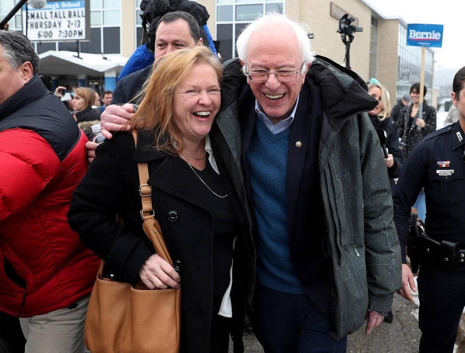 Etats-Unis : Le démocrate Bernie Sanders gagne la primaire du New Hampshire