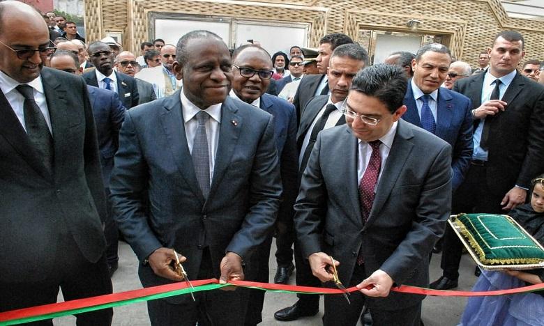 La Côte d'Ivoire inaugure à Laâyoune son consulat général