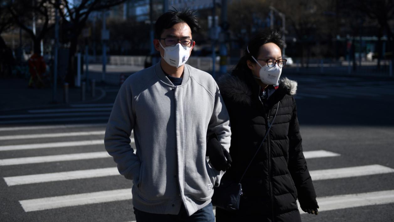 Chine : Léger ralentissement du coronavirus