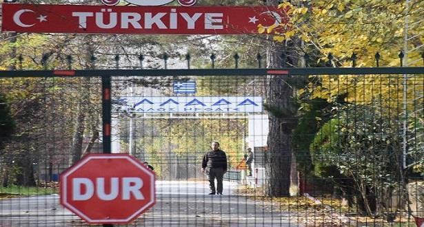 Grèce : renforcement des patrouilles à la frontière turque