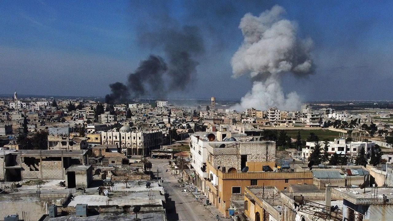 Syrie: des escalades entre Ankara et Moscou
