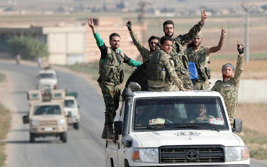 Moscou annonce la mort de militaires russes et turcs en Syrie