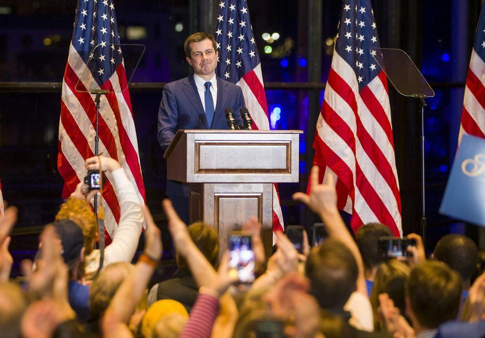 Etats-Unis : Pete Buttigieg se retire de la course à l'investiture démocrate