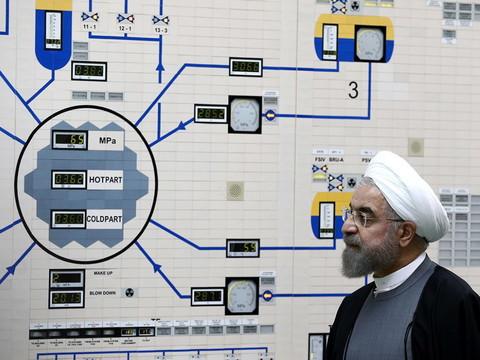 Iran : Le stock d'uranium enrichi est cinq fois supérieur à la limite de l'accord de 2015