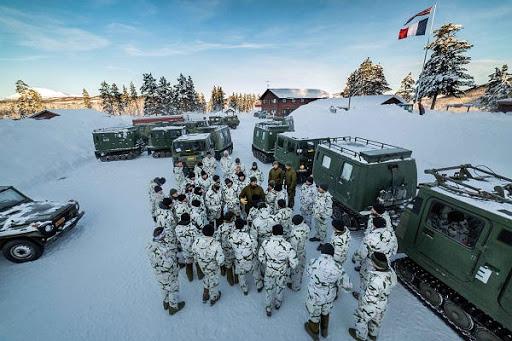 Coronavirus : l'exercice de l'Otan Cold Response 2020 annulé (Norvège)