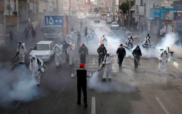 Iran : bilan officiel monte à 1.934 morts par Covid-19