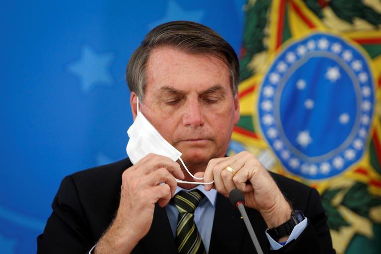 Le président brésilien annonce sa participation à l'AG de l'ONU, sans être vacciné