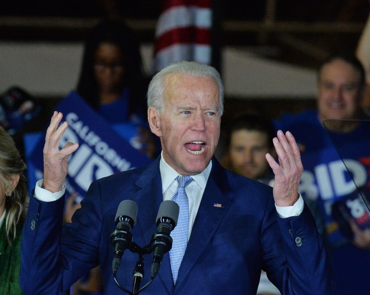Etats-Unis : le parti démocrate investi officiellement Biden pour le scrutin présidentiel