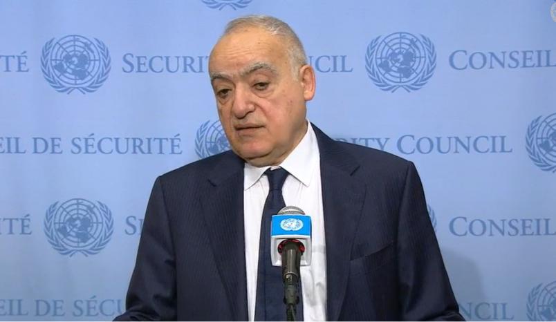 Libye : L'envoyé spécial des Nations unies, Ghassan Salamé démissionne