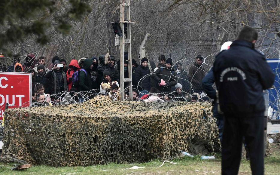 Migration : migrant tué par les forces grecques ?