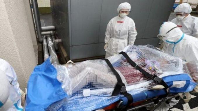 Nouveau bond des contaminations au coronavirus en Afrique du Sud