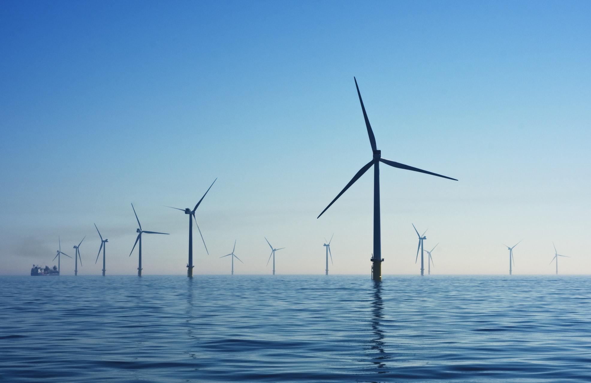 Royaume-Uni : première participation de Total dans un projet d'éolien en mer