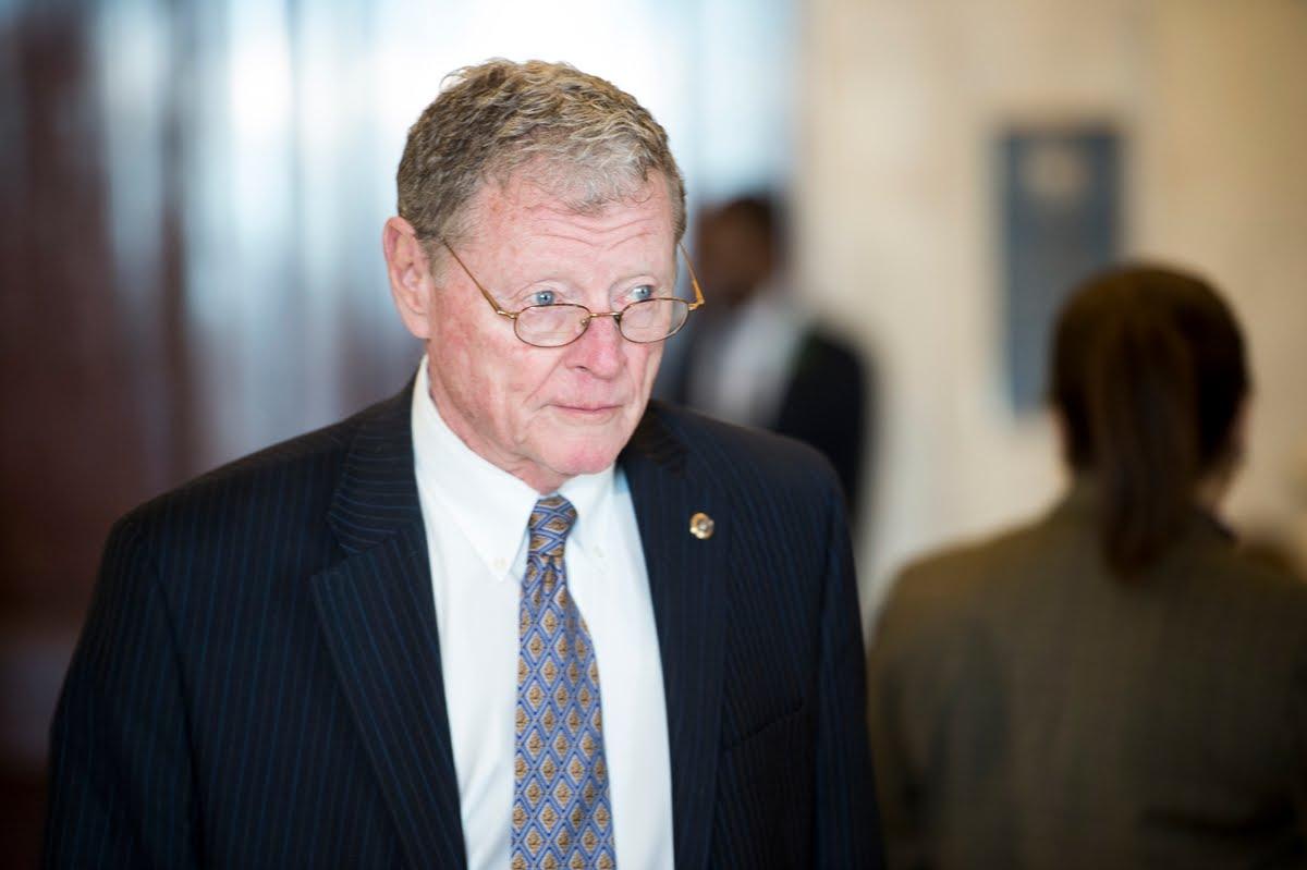 Coronavirus: Appels pour la démission de quatre sénateurs américains dont James Inhofe