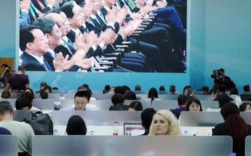 Les Etats-Unis réduisent de moitié le nombre des journalistes des médias publics chinois