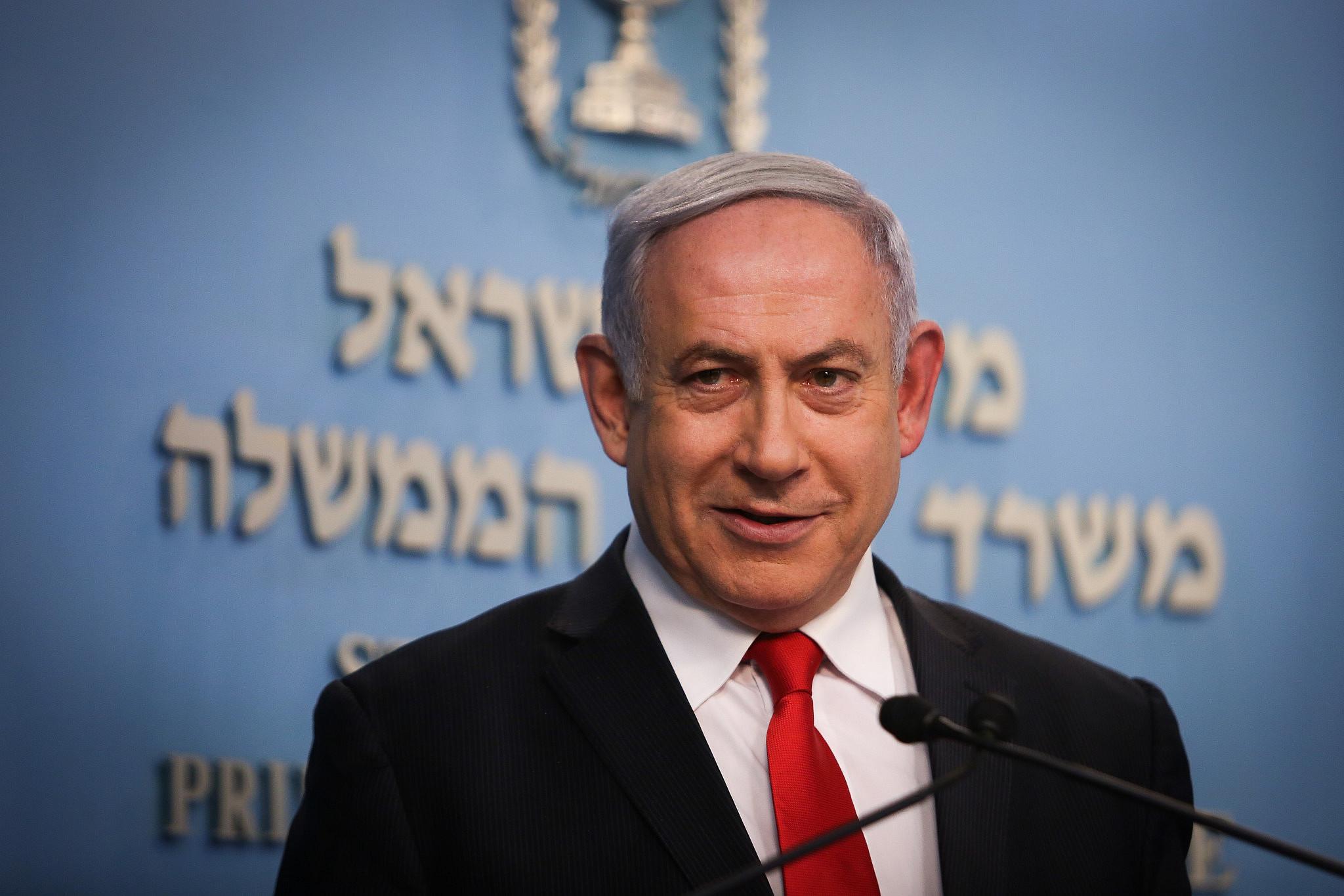 Israël : légère avance de Netanyahu lors des élections