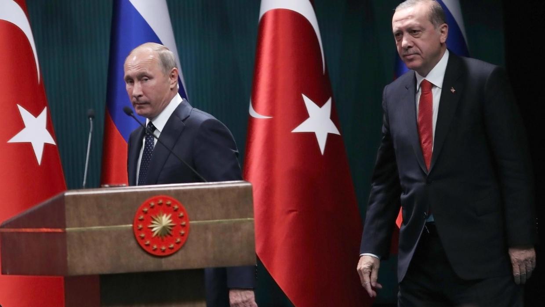 Syrie : Entrée en vigueur de l'accord de cessez-le-feu d'Idleb entre la Russie et la Turquie