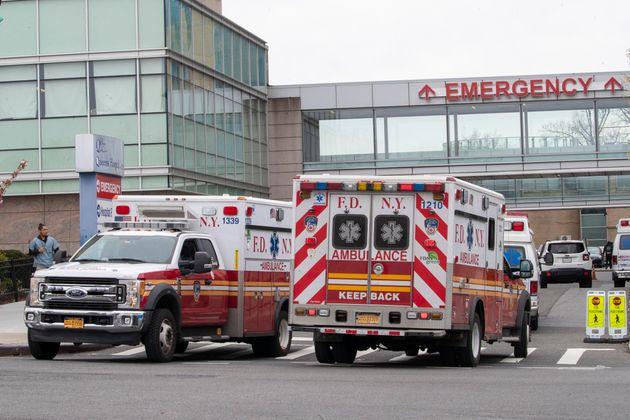 Hausse brutale aux Etats-Unis, du nombre de décès liés au Covid-19