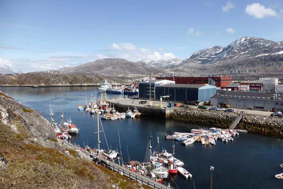 Groenland : entre les USA et les Russes
