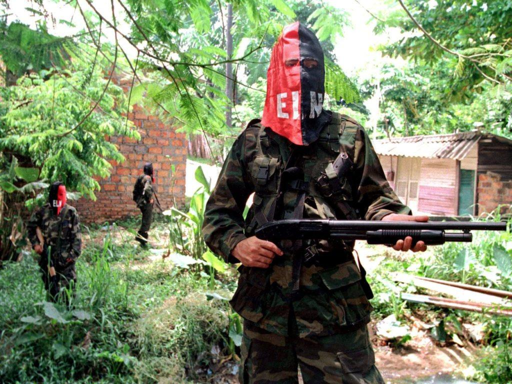 Colombie : décision de la guérilla de l'ELN de ne pas prolonger le cessez-le-feu unilatéral