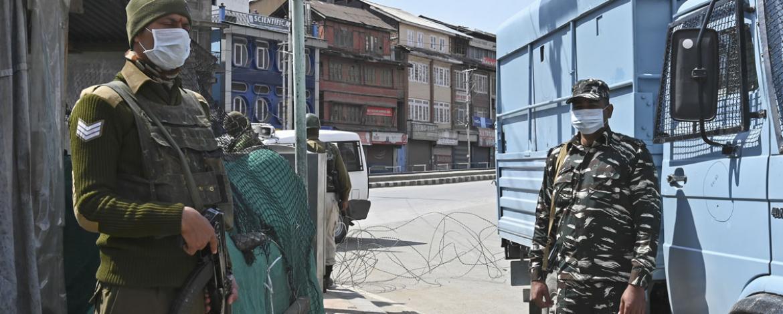 Inde : Douze morts ce week-end dans des violences au Cachemire