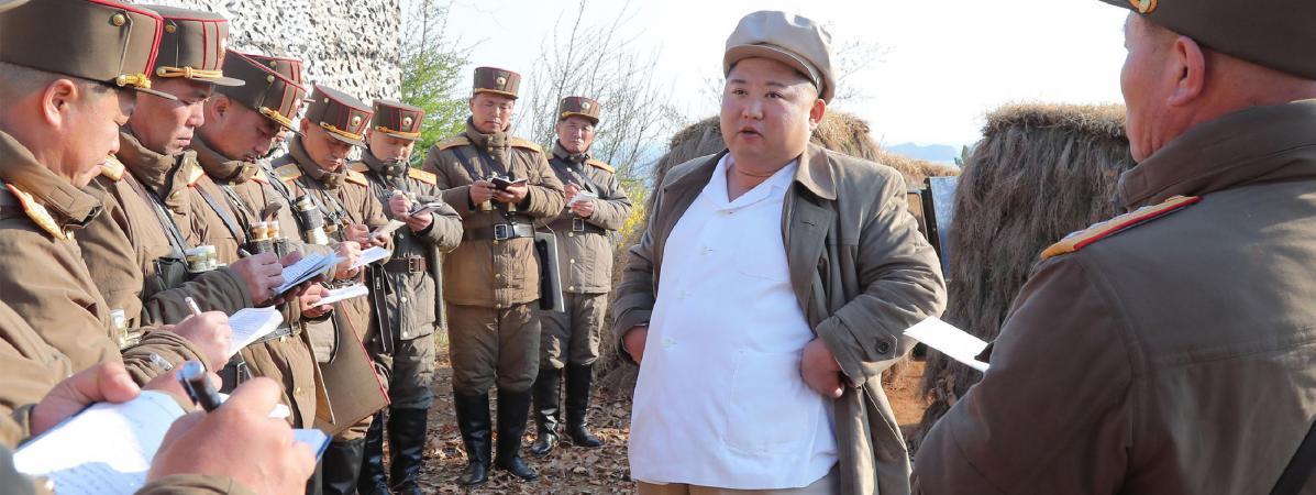 Corée du Nord : Pyongang dément les rumeurs sur le décès du président Kim Jong-Un