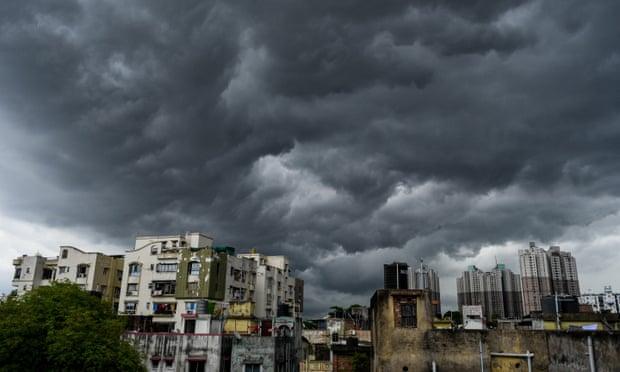 Arrivée imminente du cyclone Amphan sur l'Inde et le Bangladesh