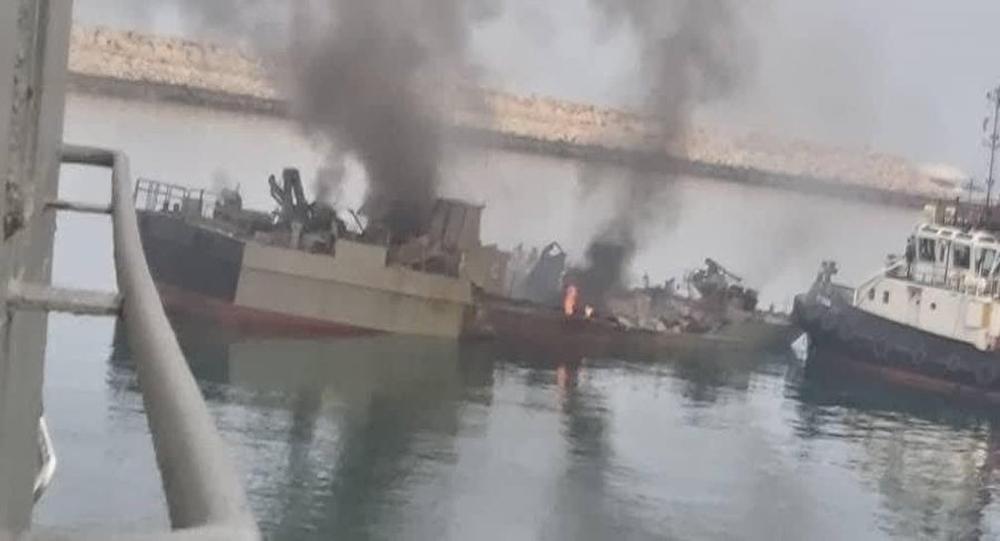 Golfe Persique: 19 marins iraniens tués par leur missile