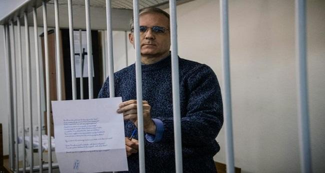 Un américain accusé d'espionnage en Russie risque une peine de 18 ans d'emprisonnement